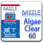 DAZZLE ALGAE CLEAR 60 500ML