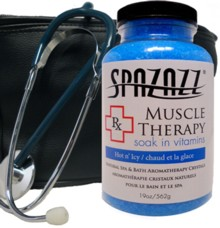 SPAZAZZ THERAPY MUSCULAR