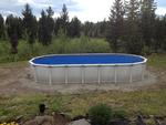 15X30 Above Ground Pool Installation -