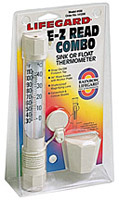 THERMOMETER EZ READ #136 BUBBLE PAK